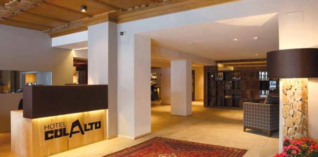Azienda Soggiorno Corvara. Awesome Benvenuti Nel Nostro Hotel In ...